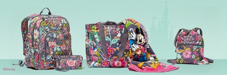Newest Vera Bradley Disney Collection Now Online
