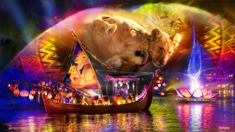River's of Light Changes are Coming – Now with More Disney Theming
