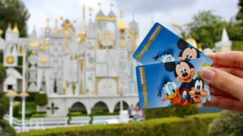 New Flexible Annual Pass Option for Disneyland Resort
