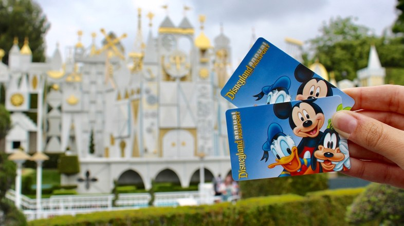 New Flexible Annual Pass Option for Disneyland Resort