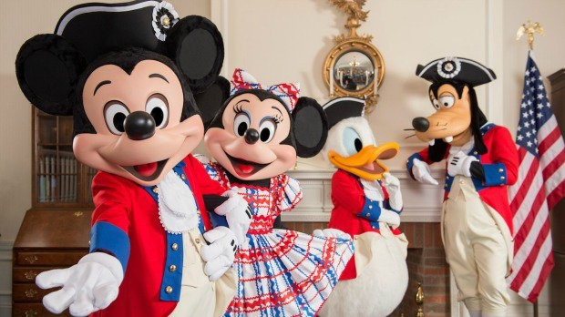 Things to do on the 4th of July at Walt Disney World