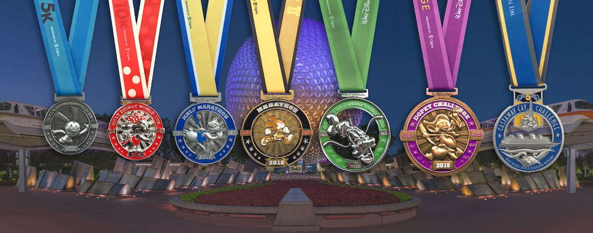 Top 5 Reasons to participate in a RunDisney Race