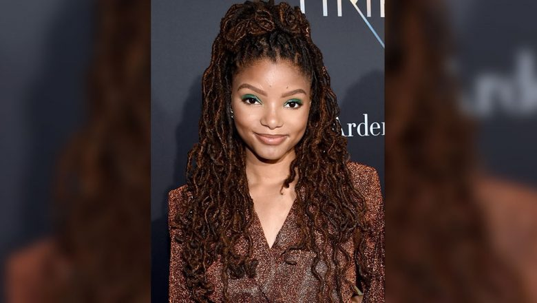 Halle Bailey Cast as Ariel in Disney's Live Action The Little Mermaid