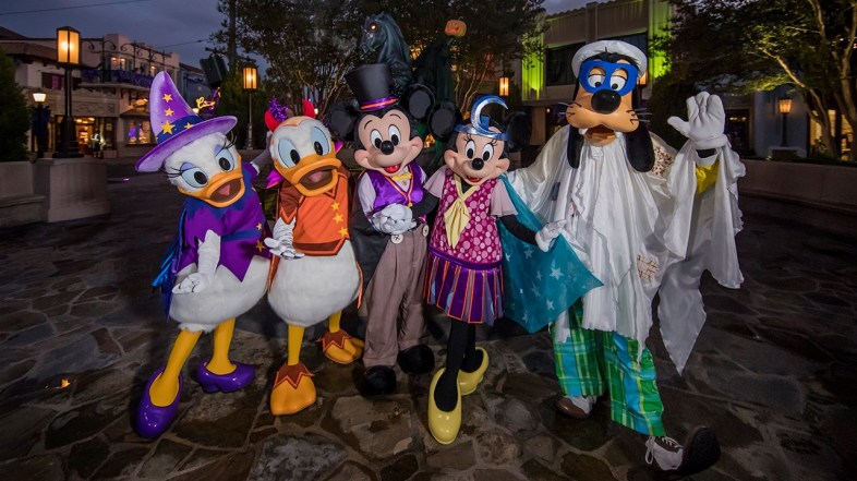Spooky Sights and Dreadful Delights This Halloween Season at Disneyland Resort