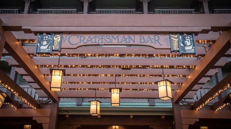 GCH Craftsman Bar & Grill Now Open at Disney's Grand Californian Hotel & Spa at Disneyland Resort