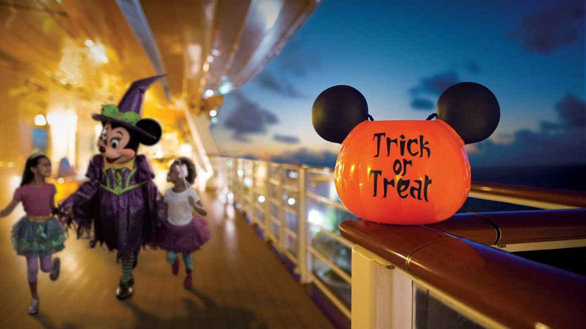 Here's Why You Need to Start Prepping Now for Halloween on the High Seas