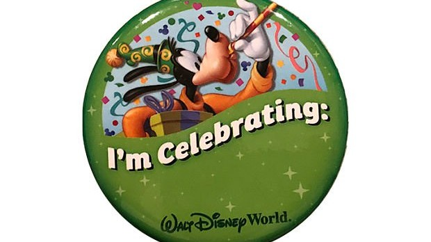 Reasons Why Celebration Buttons Can Add Extra Pixie Dust to Your Trip