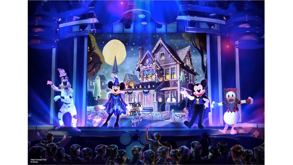 5 Reasons Oogie Boogie Bash at Disney California Adventure Park is a Must this Season