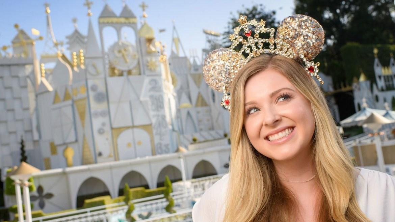 Heidi Klum Specialty Minnie Ears Debut at Staggering $600