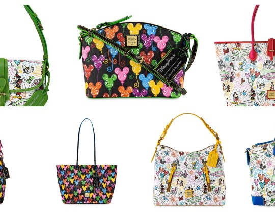10th Anniversary Disney Dooney and Bourke Hit the Virtual Shelves