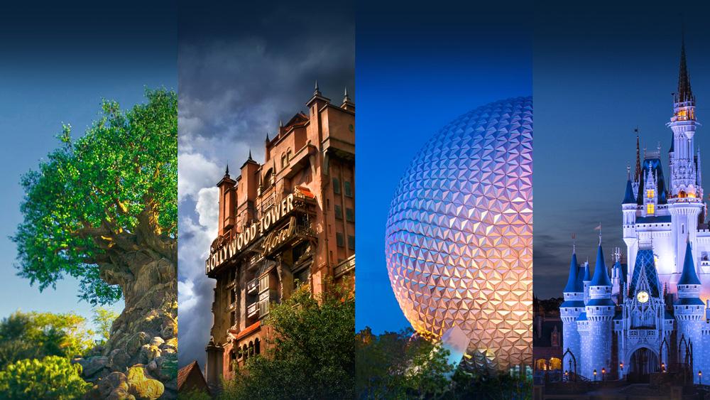 New 4-Park Magic Ticket Available for Walt Disney World