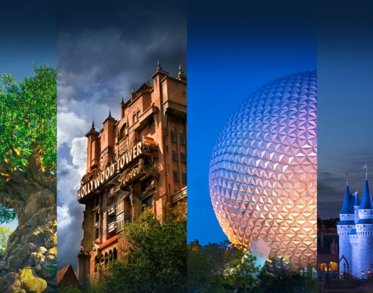 New 4-Park Magic Ticket Available for Walt Disney World