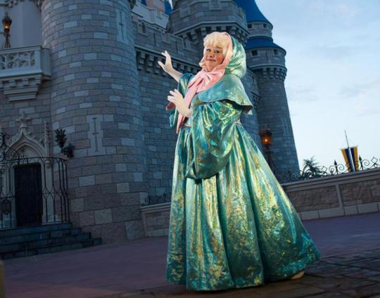 Get Royal Treatment Now with Early Morning Magic at Magic Kingdom
