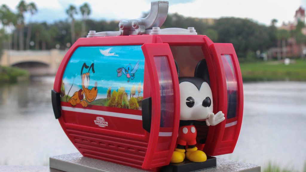 Skyliner Mickey Mouse Funko Pop! Coming Soon
