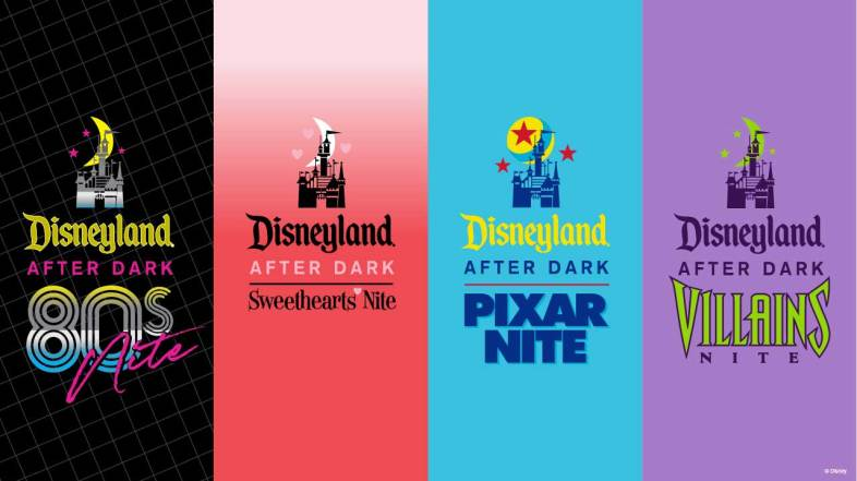 4 New After Dark Events Coming to Disneyland in 2020