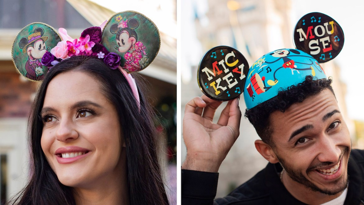 Latest Additions to the Disney Parks Designer Collection Coming This Month