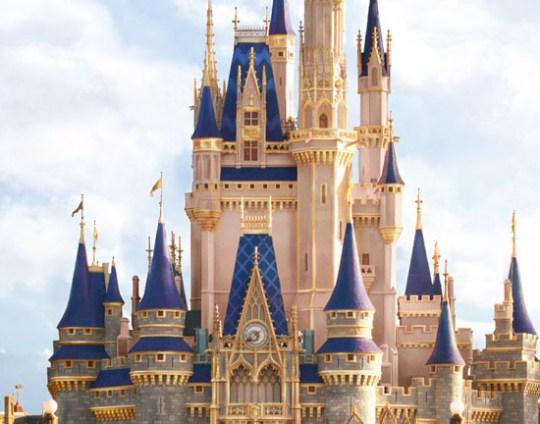 Cinderella Castle at Walt Disney World Resort to Receive Golden Royal Makeover