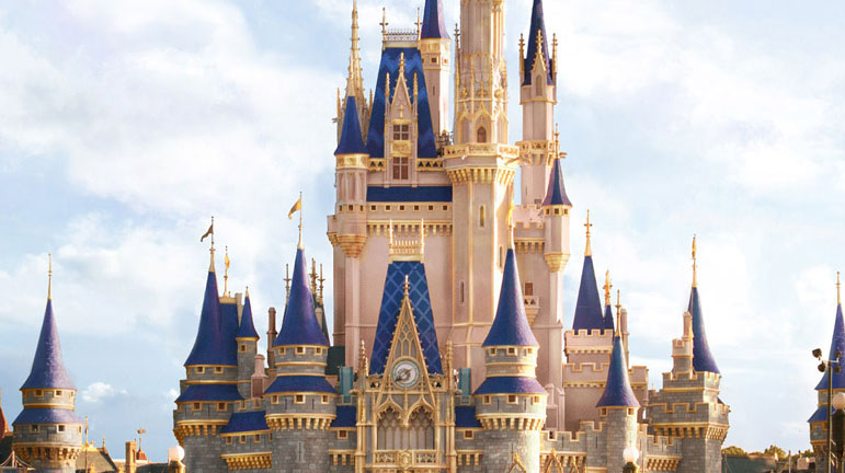 Cinderella Castle at Walt Disney World Resort to Receive Golden Royal Makeover