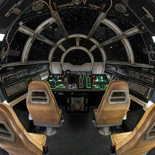Millennium Falcon: Smugglers Run Soon to be Offered Through Disney FASTPASS and Disney MaxPass at Disneyland Resort