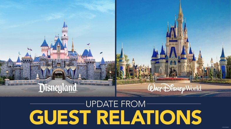 A Disney Parks Update that Leaves us Wondering