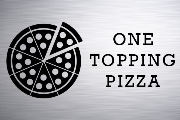 tpc-one-topping-pizza