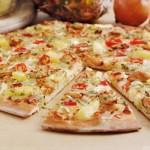 Chicken Tinga Taco Pizza from Papa John's