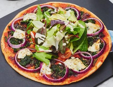 Leggera Padana Pizza Review   Leggera Padana Pizza from Pizza Express