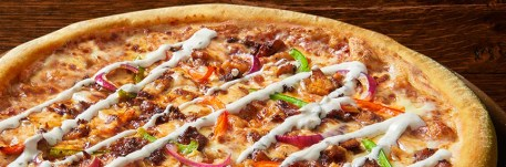 Mexican Fiesta Pizza Review | Mexican Fiesta Pizza from Domino's