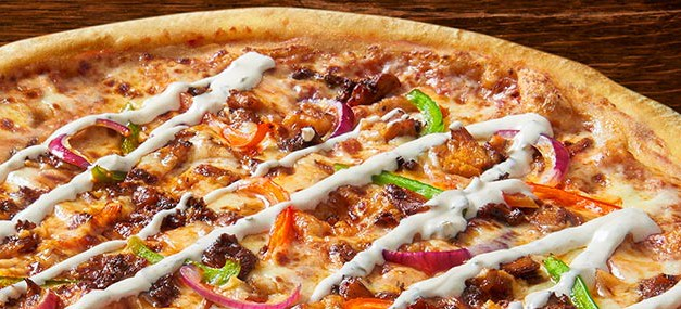 Mexican Fiesta Pizza from Domino's