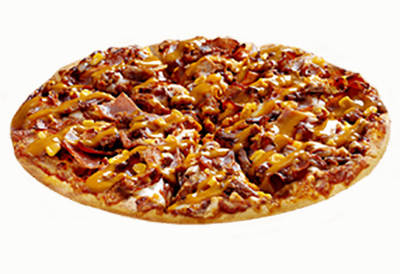 South Carolina BBQ Pizza from Pizza Hut