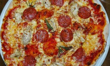 Tre Gusti Pizza from Prezzo