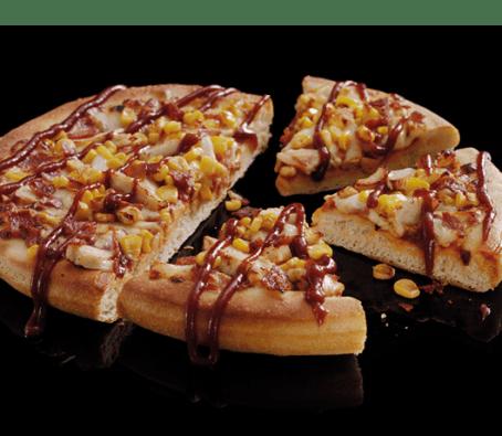 BBQ Americano Pizza from Pizza Hut | BBQ Americano Pizza Review