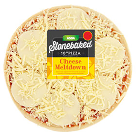 Cheese Meltdown Pizza Review, Cheese Meltdown Pizza from Asda