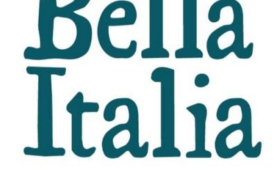 Bella Italia Menu Prices