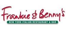 Frankie & Benny's Menu prices | Latest prices of Frankie & Benny's Pizzas