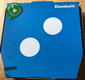 Ham & Pineapple Pizza Review. Domino's Ham & Pineapple Pizza Review