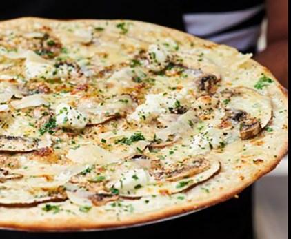 Mushroom & Truffle Pizza Review, Mushroom & Truffle Pizza Express