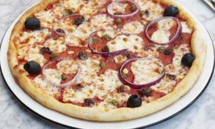 Veneziana Pizza from Pizza Express