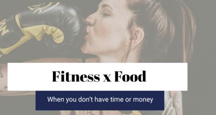 Fitness x Food