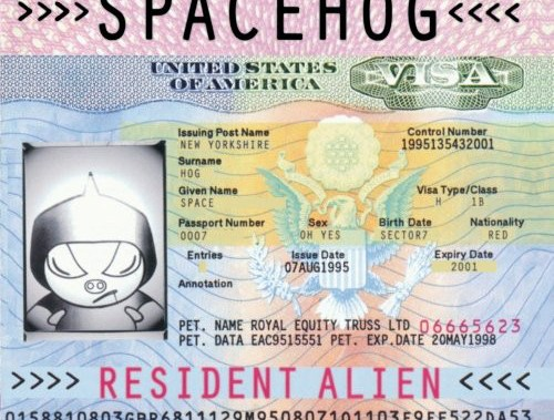 Trials of a resident alien – The Places I Pee