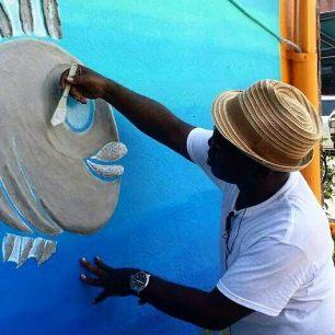 Ron Ritzie, Painter