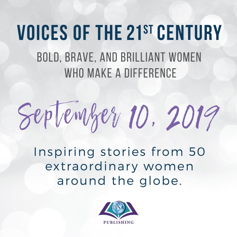 Voices of the 21st Century: Gains International Bestseller Status