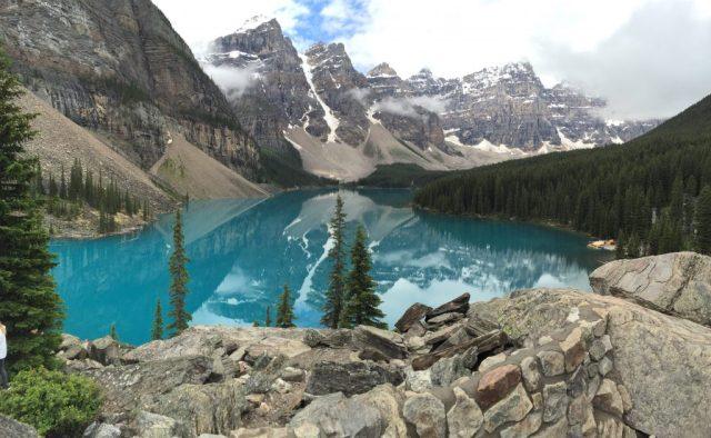 Backpacking Canada
