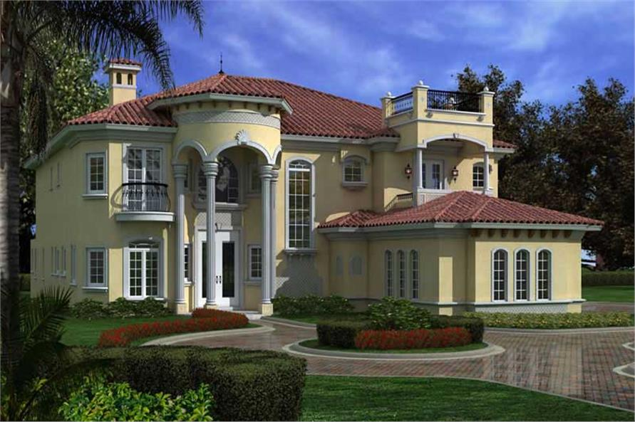 Luxury Home With 6 Bdrms, 6784 Sq Ft