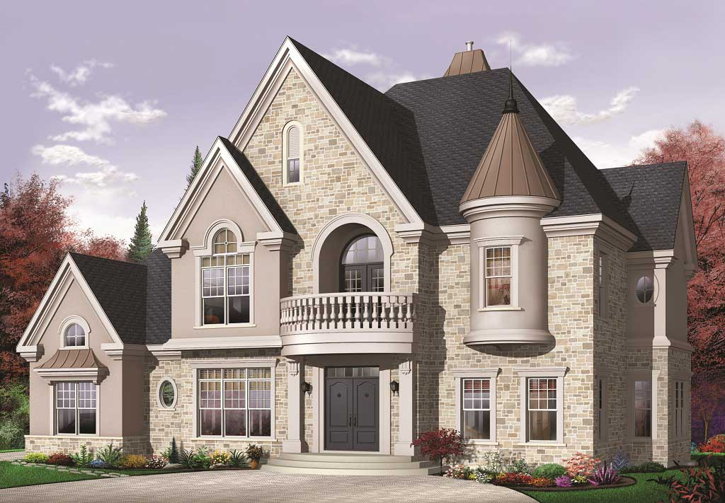 Home Design # 126-1152