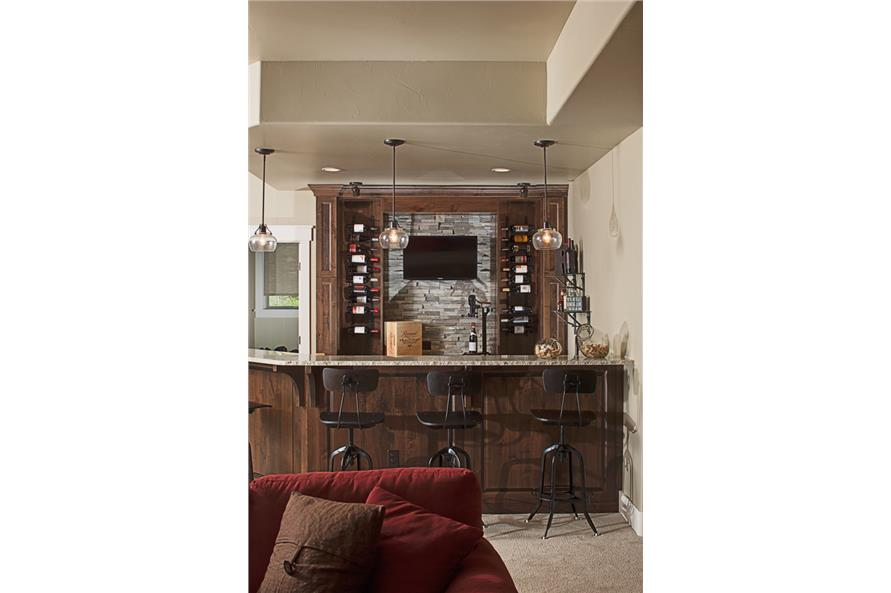 4 Bedrm, 3897 Sq Ft Luxury House Plan #161-1067