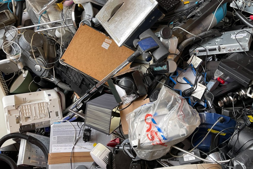 A closer look at the damage e-waste causes to the environment