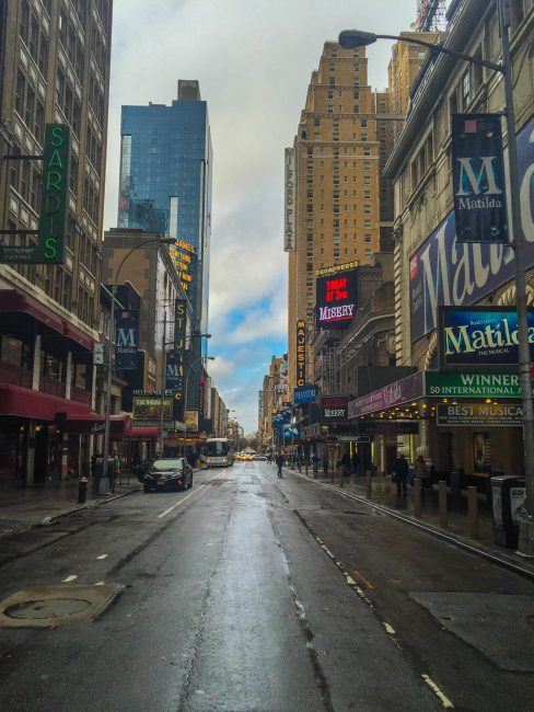 InterContinental Hotel Times Square The Perfect Location For Business And Pleasure