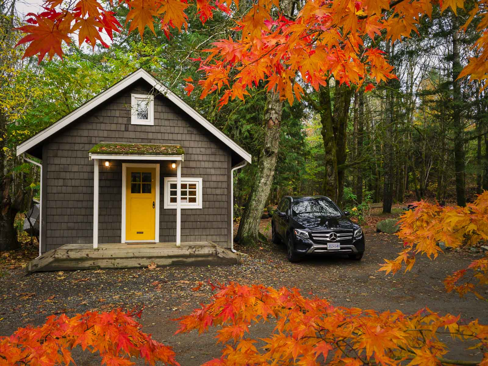 Where to stay in Squamish BC