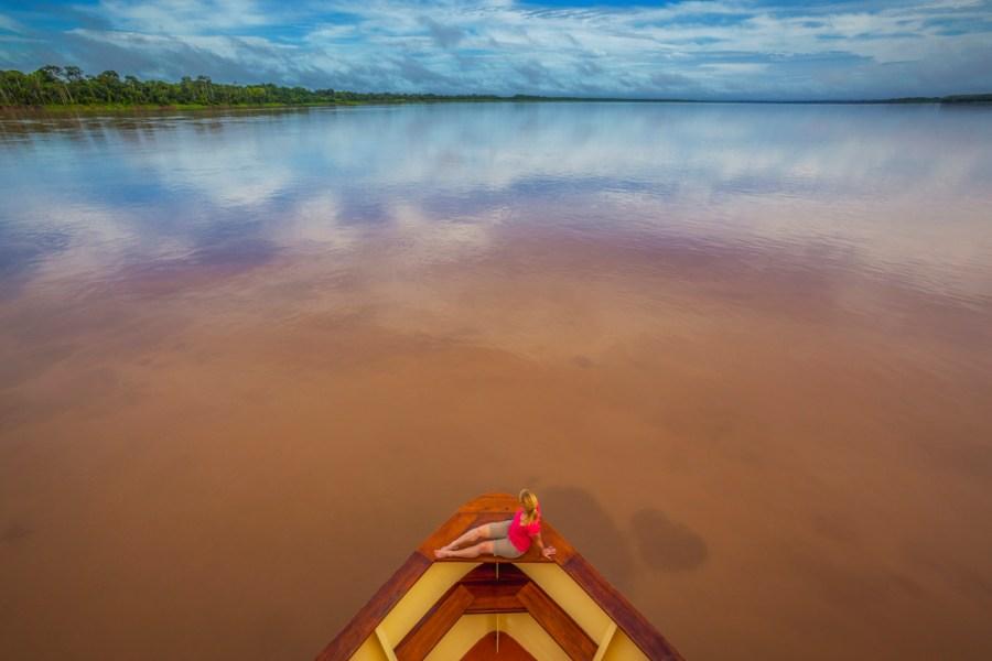 amazon cruise with medical evacuation insurance